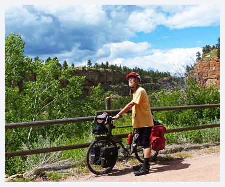 Mickelson Trail, Black Hills, South Dakota