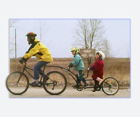 Adams Trail-A-Bike, 1998