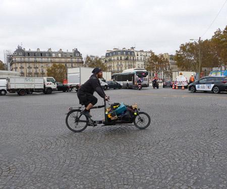 Paris cargo